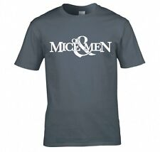 "OF MICE AND MEN ""LOGO"" T SHIRT NEW"