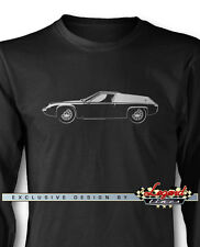 Lotus Europa Sports Car Long Sleeves T-Shirt - Multiple colors - All Sizes
