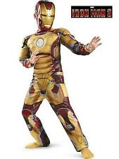 Iron Man Mark 42 Classic Muscle Costume for Kids