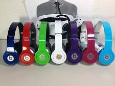 Monster Beats by Dr. Dre Solo HD Headband Headphones - control talk cable - case