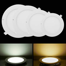 6W 9W 12W 15W 18W 21W Dimmable Bombilla LED Ceiling Recessed Panel Down Light