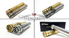 TurtleShip V3 Mechanical Mod by Infinite Brass / Stainless Steel turtle ship