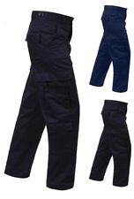 EMT & EMS Uniform Cargo Pants 9 Pocket Tactical  Rothco