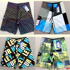 Hurley Mens Surf Board Shorts Beach Swimming Pants Casual Shorts Size S-L-XL-XXL