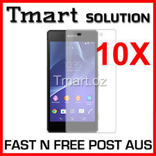 Clear & Matte Anti Glare Screen Protector FOR Sony Xperia Z2 L50h D6543 or iPh4s