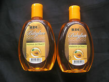 150ml RDL Babyface Facial Cleanser Papaya or Cucumber Extract,Facial Whitening