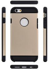 Tough Armor Case Dual Layer Rugged Heavy Duty Slim Hybrid Hard Cover iPhone6 4.7