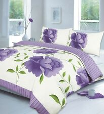 New Design Modern Luxury Duvet Set Rosaleen Single,Double,King,Super/King,Lilac