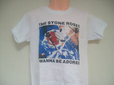 KIDS CHILDRENS THE STONE ROSES I WANNA BE ADORED T SHIRT 1-2 2-3 3-4 5-6 7-8