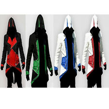 Cosplay Costume Jacket/Hoodie/Coat/Cap/Cloak for Assassins Creed 3 Conner Kenway
