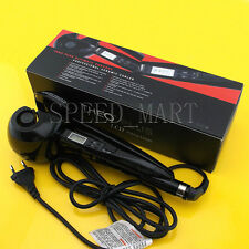 Professional Hot Hair Electric Automatic Ceramic Curler Styler LCD DISPLAY
