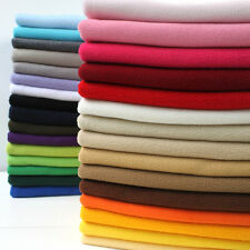 "SOLID POLAR FLEECE ANTI-PILL FABRIC - 31 Colors - 60"" WIDTH SOLD BY THE YARD"