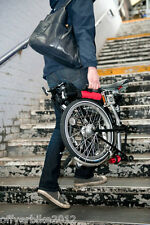 Brompton carrying handle by Off yer bike
