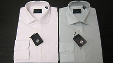 FELLINI MENS FORMAL NON IRON REGULAR FIT WHITE SHIRT BNWOT COLLAR 14.5-22