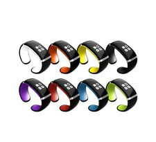 Bluetooth Bracelet Watch With Phone Call ID For Samsung S5 S4 S3 note 3 2 HTC M8
