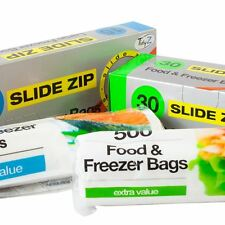 Reasealable Food Bags Lunch Sandwich & Freezer Bags Roll