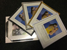 """Brand new Picture Frame Photo Frame 10 x 8"""" multi colour"""