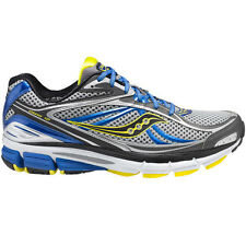Saucony Men's Omni 12 - Blue/Yellow/Silver (20206-2)