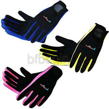 Neoprene Scuba Diving Surfing Snorkeling Spear Fishing Water Sport Gloves 1.5mm