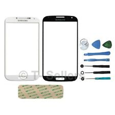 Genuine Glass Replacement Front Outer Screen For Samsung Galaxy S4 i9500 GT 9505