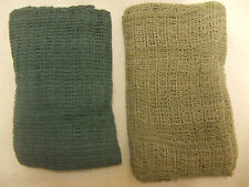 Web-tex 1m Square Army Style 100% Cotton Scrim Net Neck Scarf or Face Veil