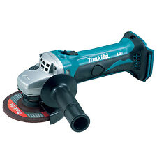 Makita Angle Grinder DGA452 18v 115mm Lithium Ion BODY