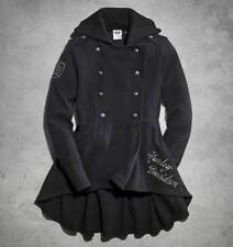 Women's Harley Davidson Military Peacoat