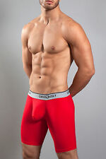 """Obviously For Men Naked Boxer W/9"""" Leg, Looks Hot, Super Comfortable"""