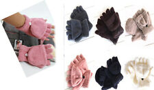 New Hot Fashion Women's Winter Fall Hand Wrist Warmer Winter Fingerless Gloves