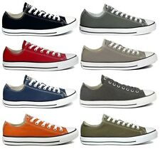 Converse All Star Low Chucks Sneaker 37,38,39,40,41,42,43,44,45,46 navy blau