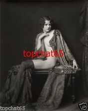 VINTAGE CLASSIC  NUDE RARE PHOTO PRINT PICTURE ART REPRODUCTION