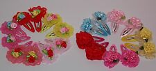 Girls Baby Kids Children Hair Accessories Bows Snaps Clips for Hair!!