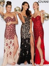 Jovani 4247 Prom Evening Dress ~LOWEST PRICE GUARANTEED~ NEW Authentic Gown