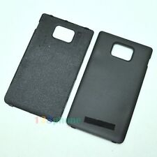 HOUSING BATTERY BACK DOOR COVER FOR SAMSUNG GALAXY S2 i9100 BLACK