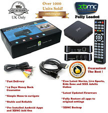 Dual Core MX2 Smart Android TV Box XBMC Fully Loaded 1080p HD+ i8 Fly Air Mouse