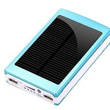 30000mAh Solar Charger Battery Power Bank For iPhone6 6Plus 5 5S 4 4S Smartphone