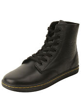 Dr. Martens Womens Leyton Boots in Black
