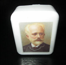 Swan Lake By Tchaikovsky and other Classical Music Box Movements - Collectable
