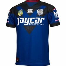 Canterbury Bulldogs NRL 2015 Mens Away Jersey 'Select Size' S-3XL BNWT