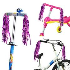 Bike Streamers Tassels Bicycle Cycling Tricycle Kids Girls Xmas New Years Gift