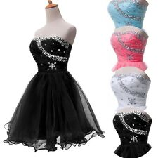 CHEAP Masquerade New Short prom Mini Cocktail Bridal Dresses Evening Party Dress