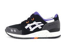 "Asics Men's Gel-Lyte III ""illusion"" Shoes NEW Authentic Black White H425N-9001"