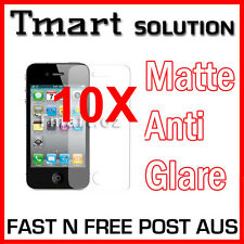 Matte Anti Glare LCD Screen Protector Guard FOR Apple iPhone 4S 4 4G 4GS