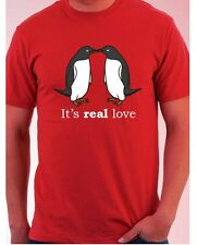 Funny T-Shirts:Monty, It's real Love - UNISEX, unofficial, MANY COLOURS