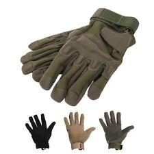 Military Tactical Airsoft Hunting Climb Paintball Motorcycle Gloves Outdoor