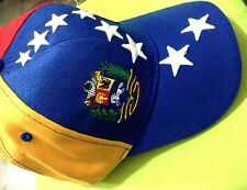 Venezuela Tricolor Flag Unisex Hat / Cap (Opposition - Oposicion). Wholesale!
