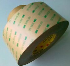 3M 9495le Double Sided VHB Tape, 300 LSE Adhesive - 2 Inches Wide
