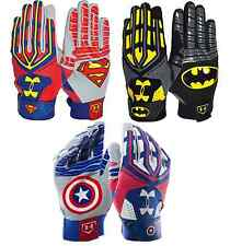 Under Armour ALTER EGO Motive Batting Gloves Super Hero Baseball Men's & Youth
