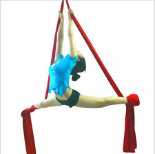 5 Meter Aerial Yoga Hammock Band Swing Deluxe For AntiGravity Pilates Suspension