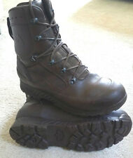 ARMY ISSUE HAIX BROWN GORETEX BOOTS - VARIOUS GRADES AND SIZES